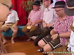 German, Party, German gangbang big girls, Txxx.com