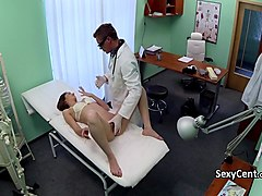 Doctor, Doctor with patient on couch, Txxx.com