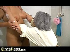 Lesbian, Ass, Young and granny lesbians, Nuvid.com