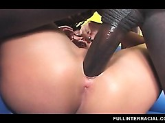 Titjob, Interracial, German gangbang, Nuvid.com