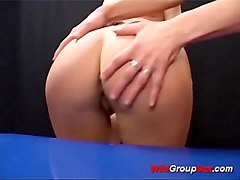 German, Red head charlie german gangbang violent, Hdzog.com