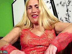 Blonde, Hairy, Mature hairy fist, Nuvid.com