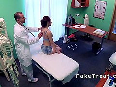 Doctor, Asian school girl doctor abuse, Gotporn.com