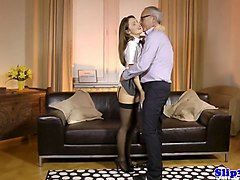 British, Amayeur young wife with older man, Gotporn.com