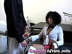 African, Ebony, Hairy, Homemade interracial, Nuvid.com