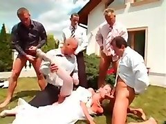 Wedding, Sucking dick in car with other people, Txxx.com