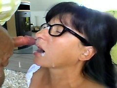 German, Facial, Mature german aunt and nephew, Txxx.com