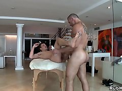 Anal, Massage, Ass, Reluctant girl fucked during massage, Sunporno.com