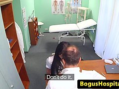 Doctor, Teacher, Exam, Japanese teen doctor exam uncensored, Gotporn.com
