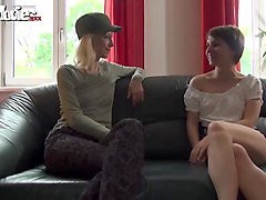 German, Two young german girls, Txxx.com