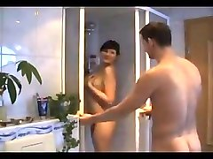 Shower, Amatuer interracial, Txxx.com