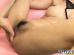 Asian, Begs for creampie, Nuvid.com