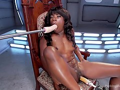 Ebony, Ass, Squirt, My wife is a whore for black cock, Txxx.com