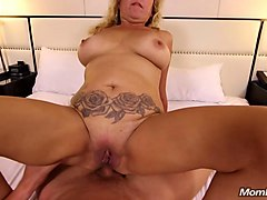 Anal, Bus, Natural, Mmultiple cream pie, Gotporn.com