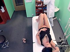 Doctor, He let me cum in his mouth, Txxx.com
