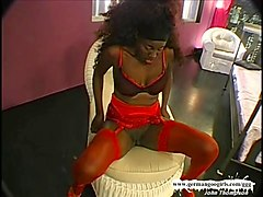 Ebony, Beauty, German, German goo girls malou, Txxx.com