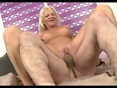 Blonde, French blonde granny, Txxx.com