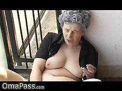 Hairy, Ass, Mature grannies masturbation, Nuvid.com