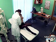 Doctor, Office, Japanese in office, Gotporn.com