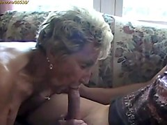 Granny, Granny swallows, Xhamster.com