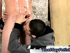 Slave, Sadistic gay torturing submissive male, Gotporn.com