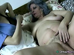 Nurse, Redhead granny and black, Nuvid.com
